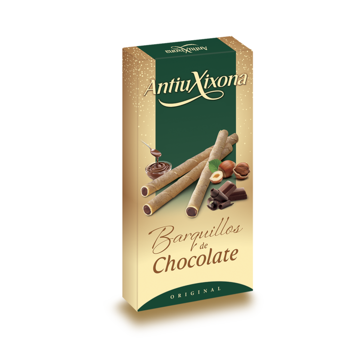 Original barquillos chocolate