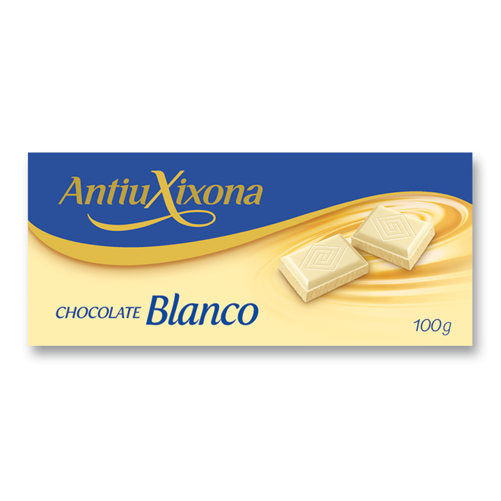 CHOCOLATE extrafino blanco