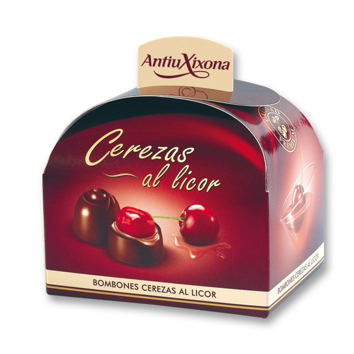 Cerezas licor