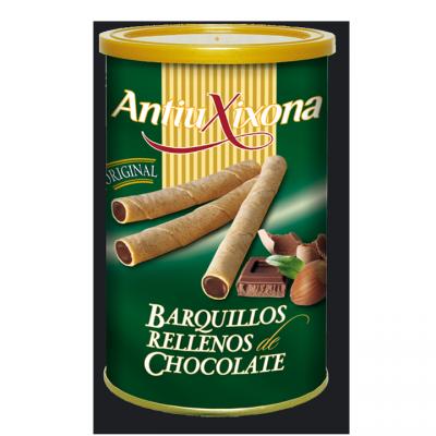 Gaufrettes fourrées au Chocolat