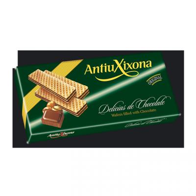 Biscuits fourrées au Chocolat