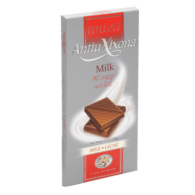 Milk Chocolate No Sugar Added