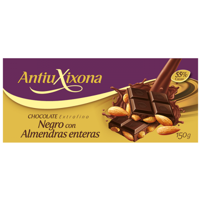 Dark Almonds Chocolate