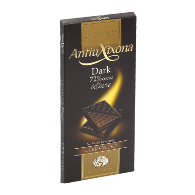 Dark 72% Cocoa Chocolate