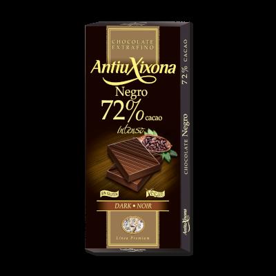 Chocolat Noir 72% Cacao