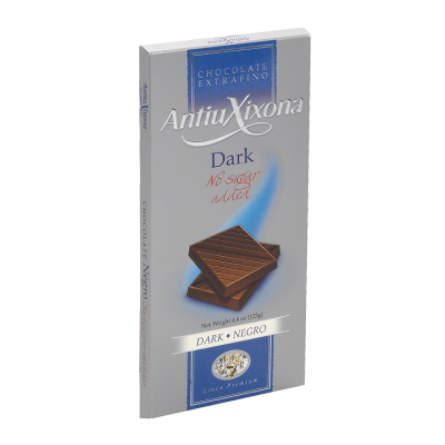 Chocolate Negro – Sin Azúcares Añadidos
