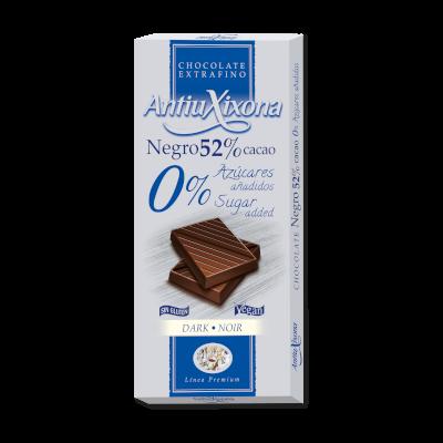 Chocolat Noir Sans Sucre