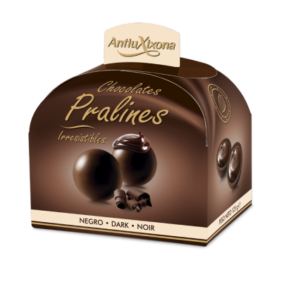 DARK CHOCOLATES PRALINES  (2)