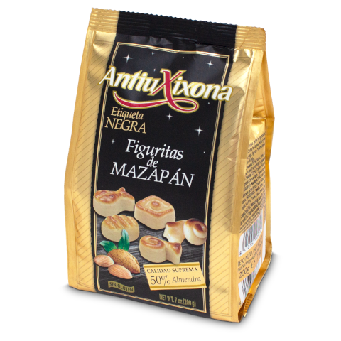 FIGURITAS DE MAZAPÁN