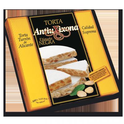 Almond and Honey Brittle Round