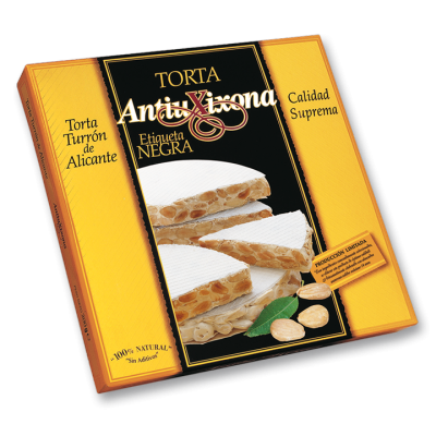 Torta Turrón d'Alicante