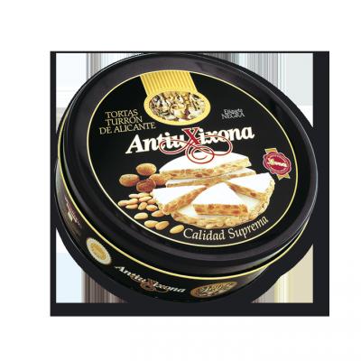 Almond and Honey Brittle Round, Tin