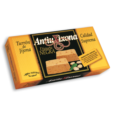 Almond and Honey Soft Turrón (70% Almond)