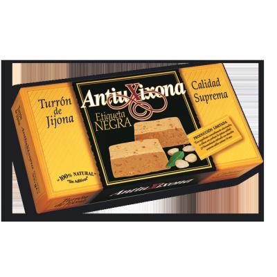 Almond and Honey Soft Turrón (70% Almond)
