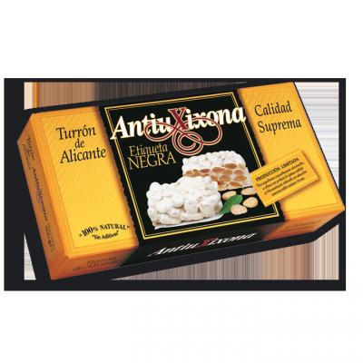 TURRÓN DE ALICANTE (64% almendra)
