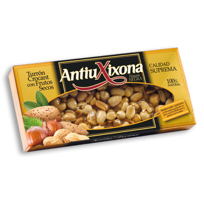 Crocant Nougat with Nuts