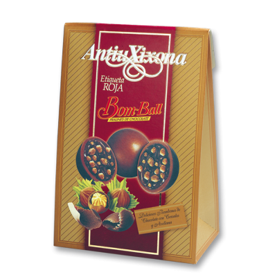 BOM-BALL PRALINES DE CHOCOLATE