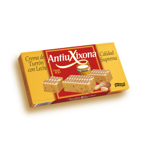 Milk Almonds Praline