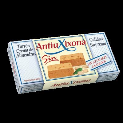 Almond Soft Nougat