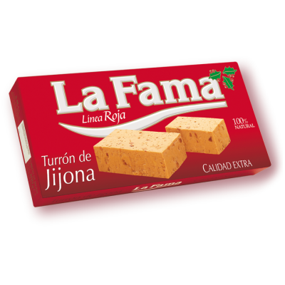 Almond and Honey Soft Turrón