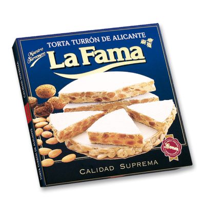 Torta Turrón d' Alicante
