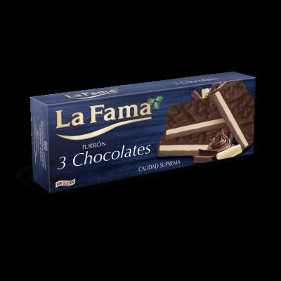 3Chocolats