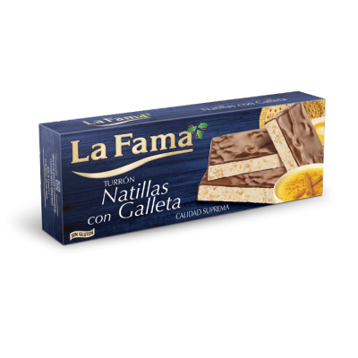 Crème dessert  Biscuits