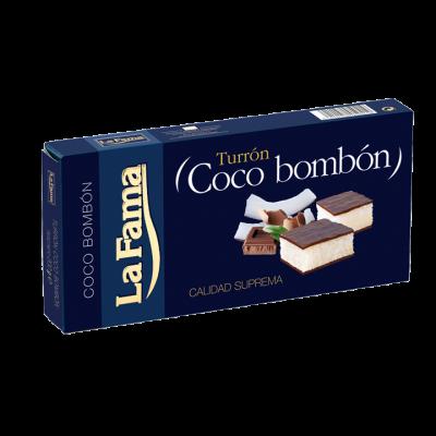 Coconut Chocolate Nougat