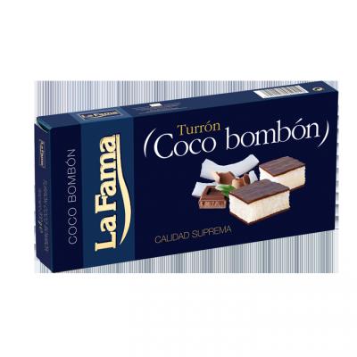 Noix de Coco recouvert de Chocolat