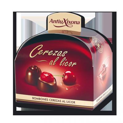 Cherry Liqueur Pralines